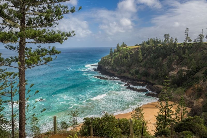 Anson Bay Norfolk Island