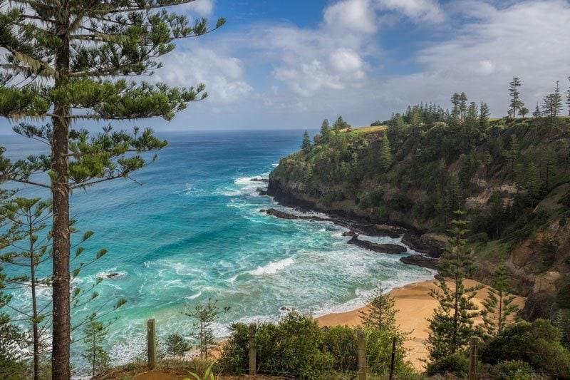 Anson Bay Norfolk Island