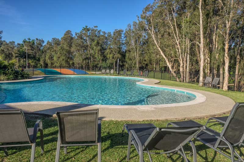 Discovery Park Byron Bay Pool