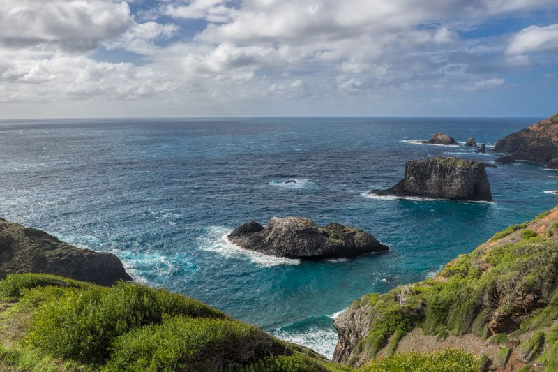 Captain Cook Monument Lookout Norfolk Island