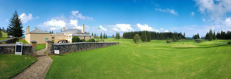 Norfolk Island Golf Course
