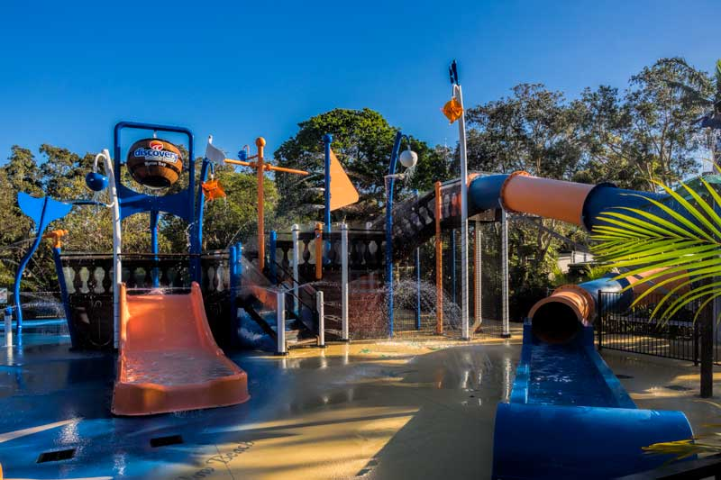 Discovery Water Park in Byron Bay