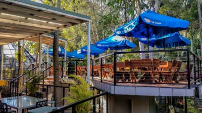Currumbin Sanctuary Cafe