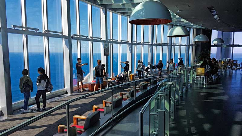 Skypoint Observation Deck On The Gold Coast