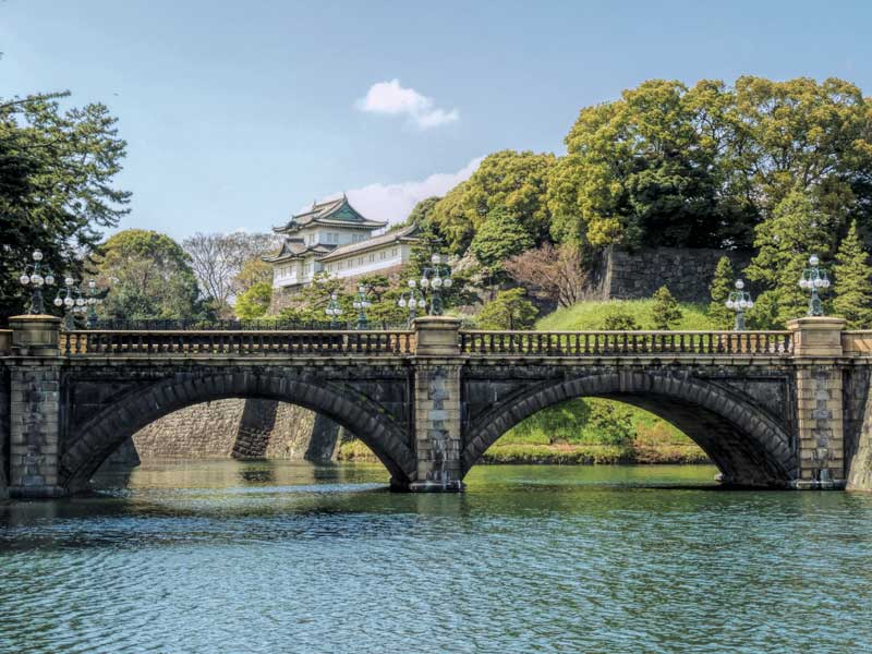 a visitors guide to the tokyo imperial palace