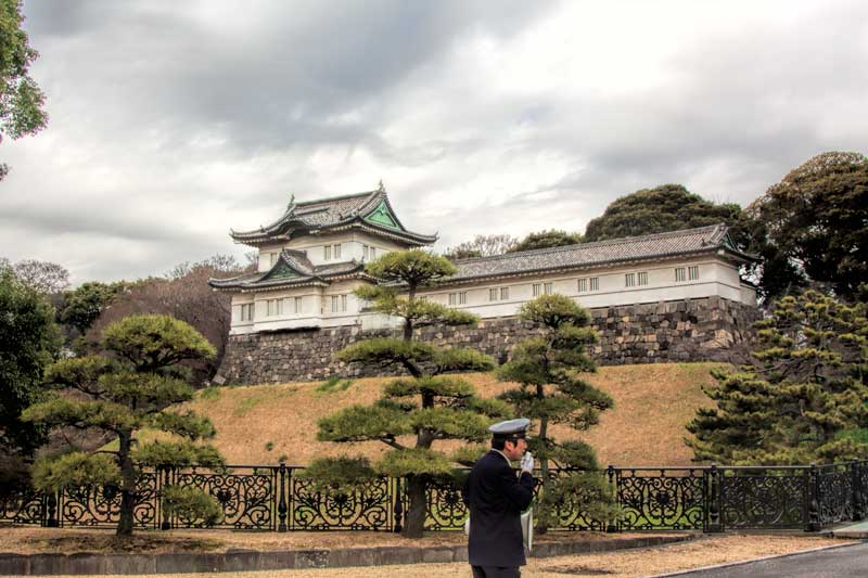 Tokyo Imperial Palace Tour