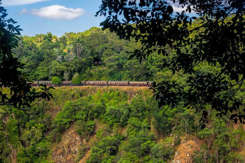 Kuranda heritage railway