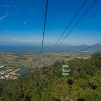 The Skyrail Rainforest Cableway and other things to do in Kuranda