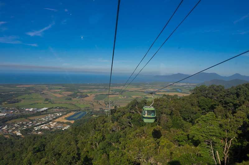 Skyrail Rainforest Cableway