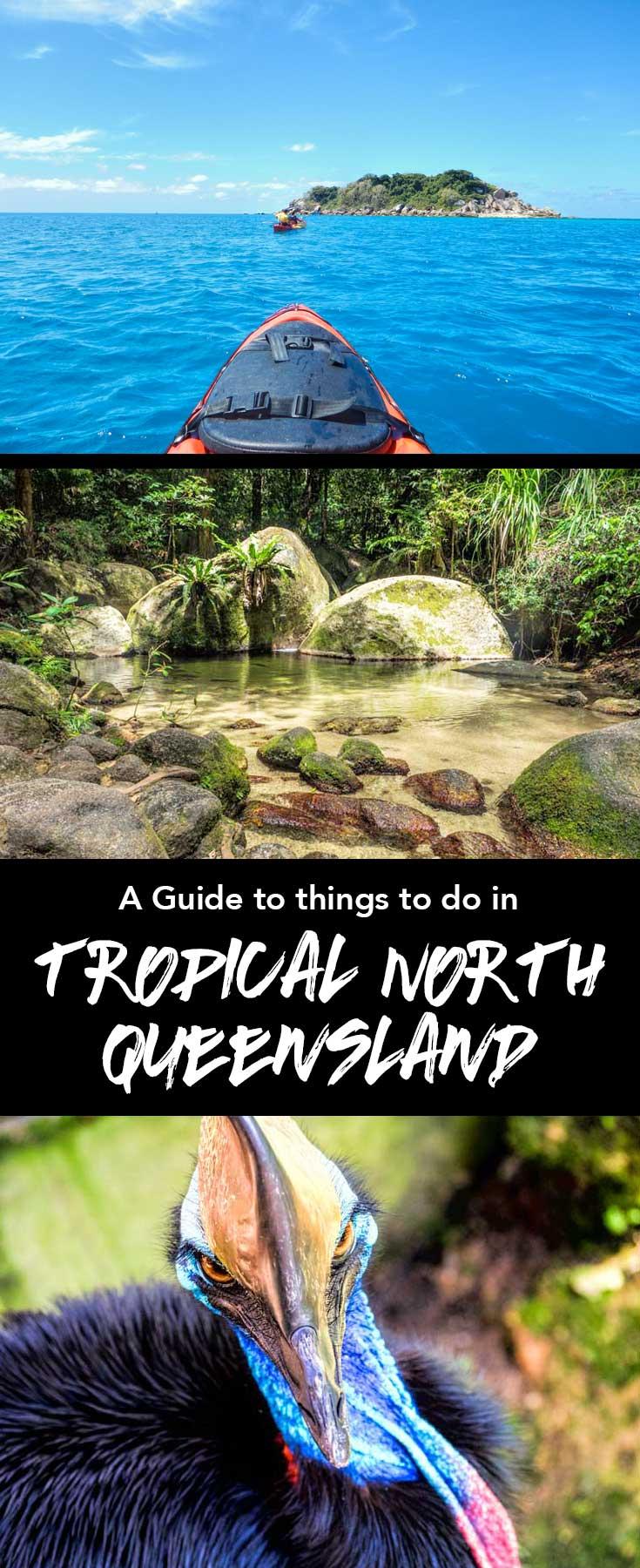 TGropical North Queensland