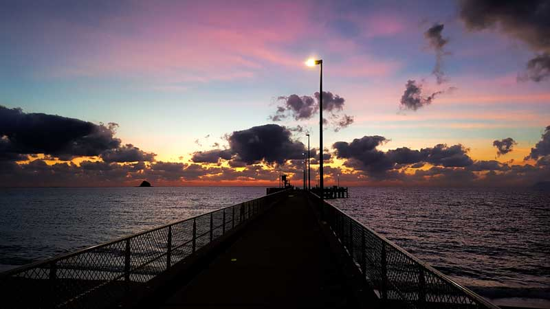 Sunrise Palm Cove