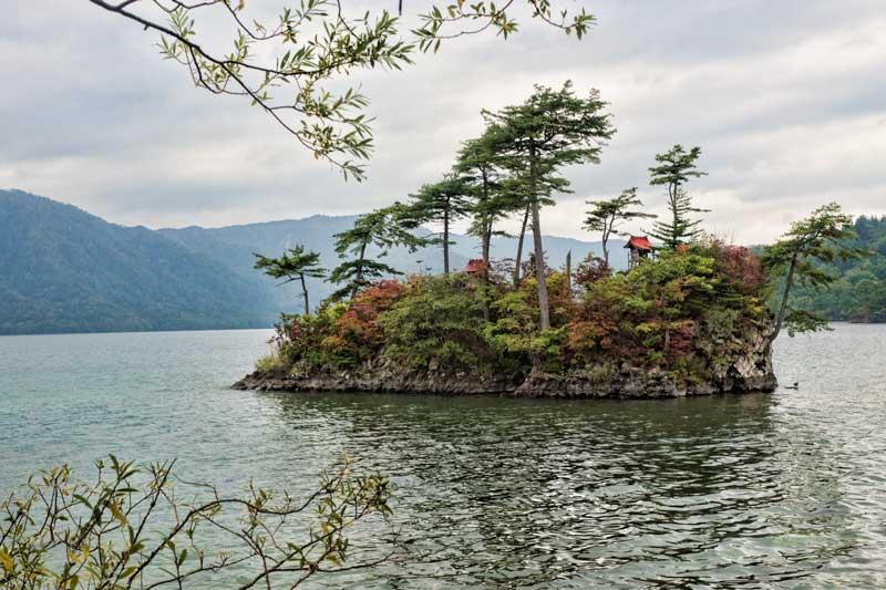 Island Lake Towada
