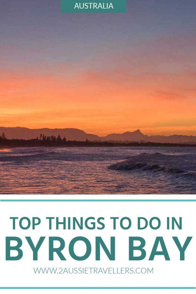 A visitors guide to Byron Bay