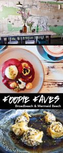 Top cafes in Broadbeach on the Gold Coast, Australia