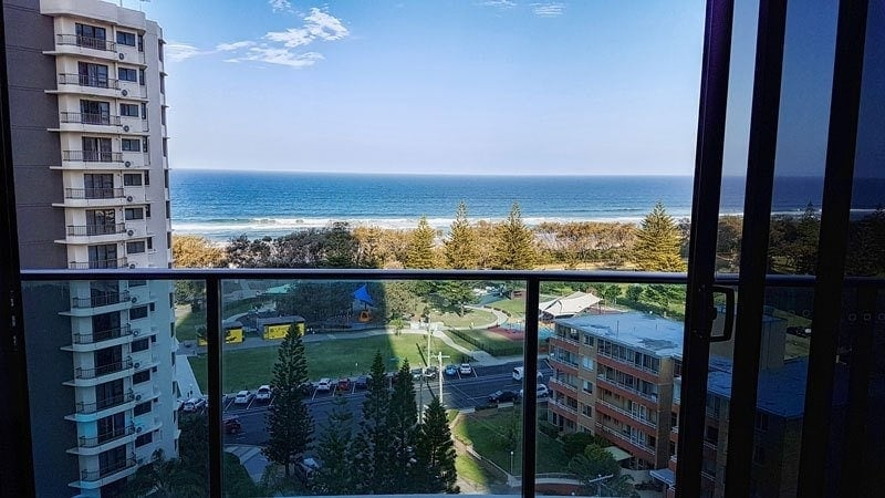 Peppers Broadbeach room view