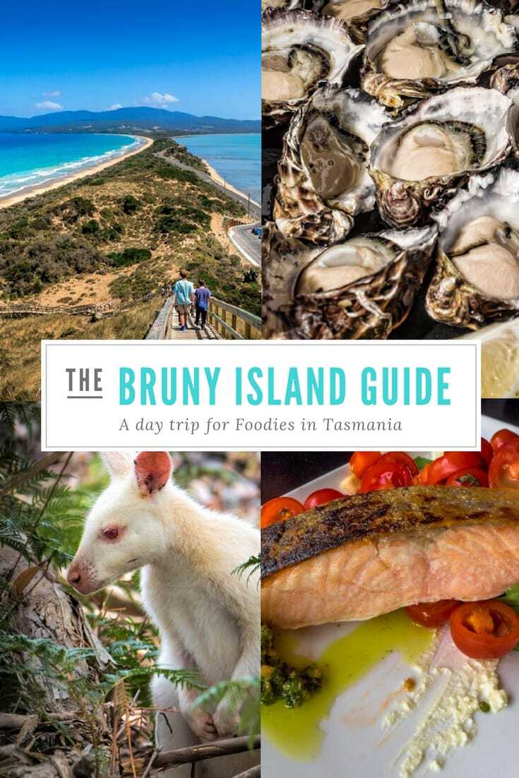 Bruny Island day trip for foodies
