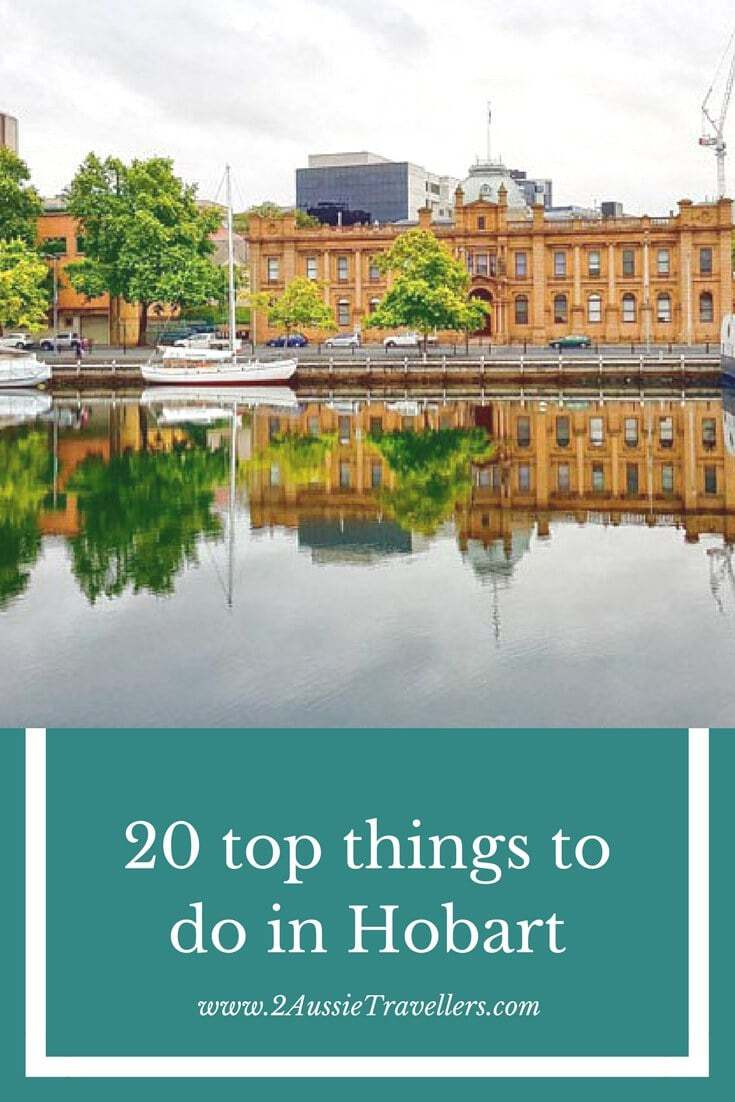 Fun things to do in Hobart
