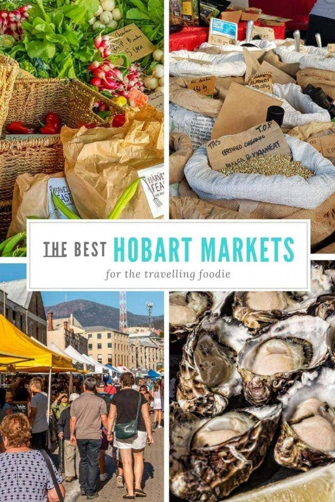 The best Hobart markets