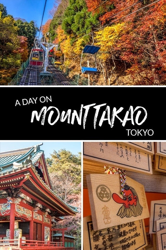 A day trip to Mount Takao