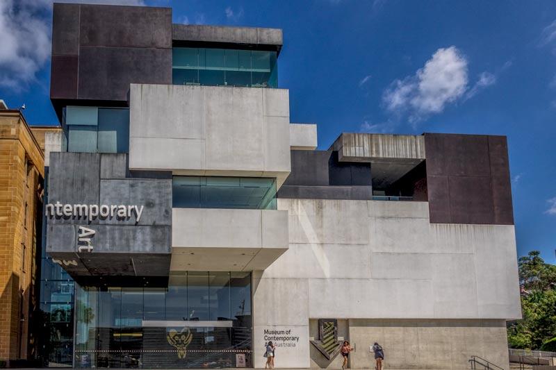 Sydney Comtemporary Art Gallery