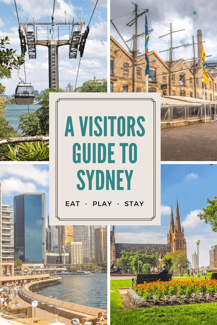 15 things to do in Sydney Australia