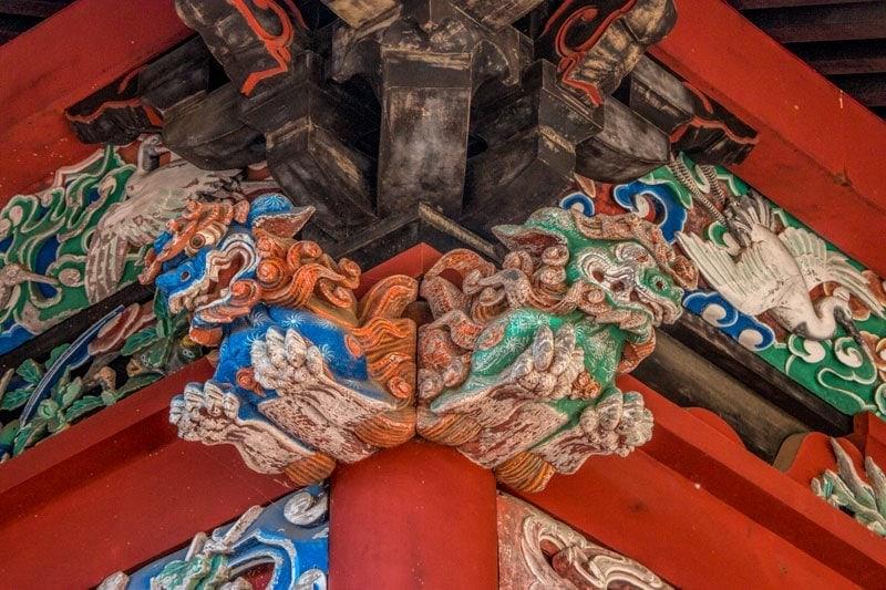 Yakuoin Temple at Mount Takao, Tokyo