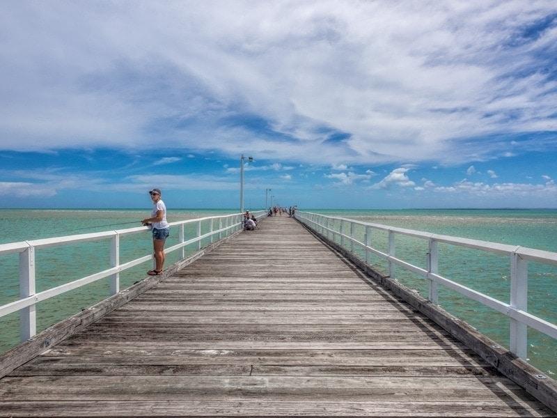 Urangan Pier Hervey Bay