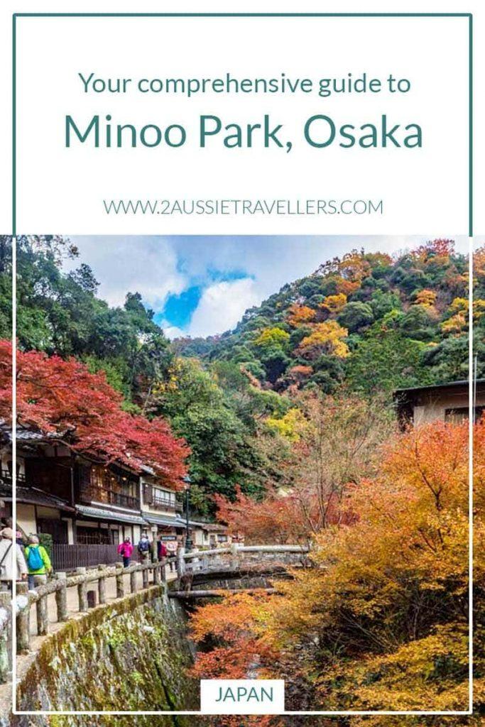 Minoo Park guide Pin