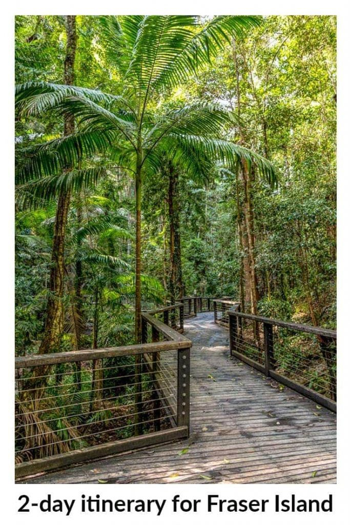Things to do on Fraser Island