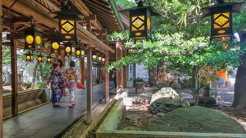 Hikawa Shrine Kawagoe