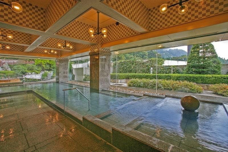 Kinugawa Grand Hotel Onsen