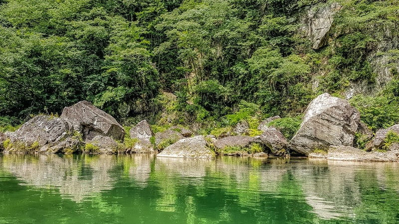 Kinugawa river