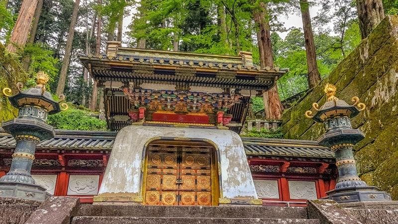 Taiyuinbyo Shrine Nikko