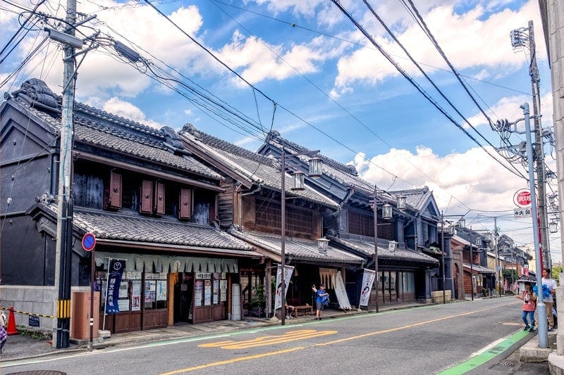 Things to do in Kawagoe - Kura no Machi