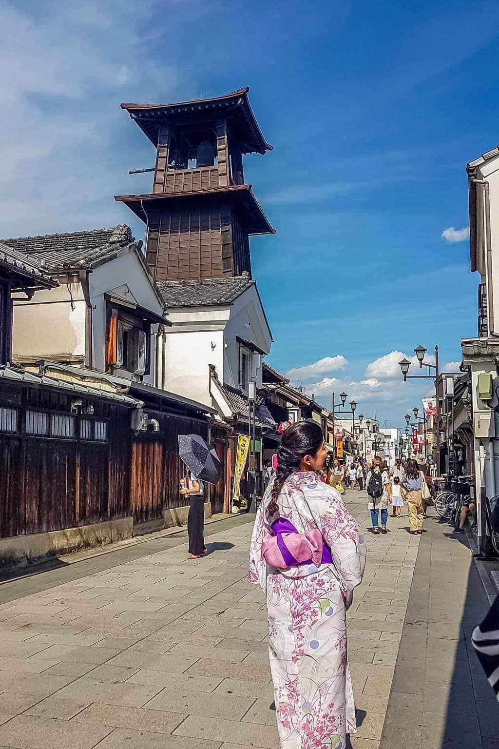 Things to do in Kawagoe - Clock Tower