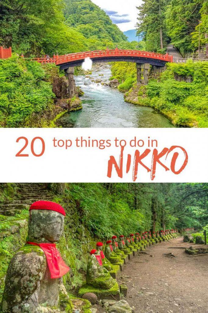 Things to do in Nikko Japan