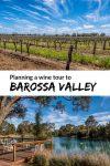 Barossa Valley wine tour