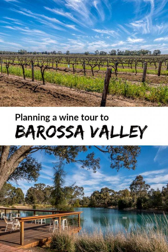 Barossa Valley wine tour