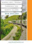 Northern Explorer train New Zealand