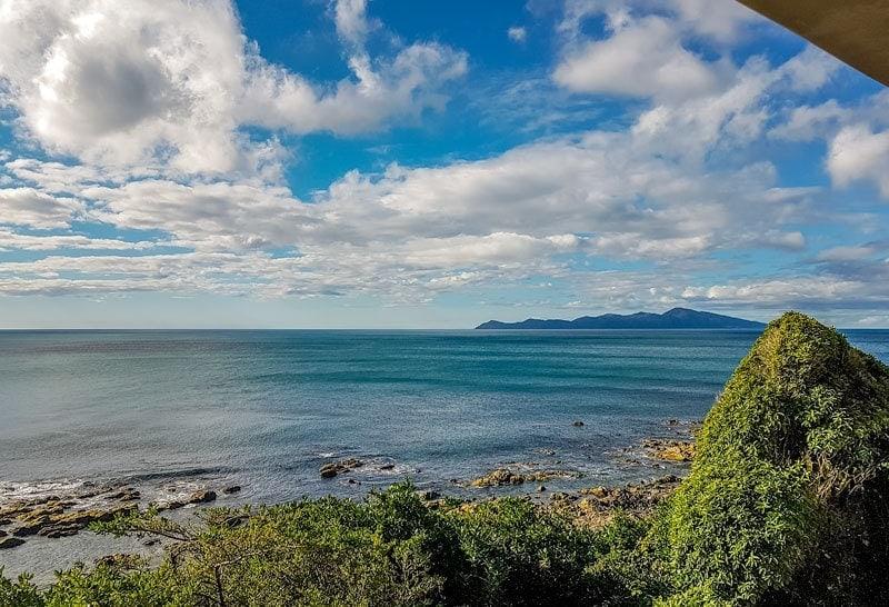 Paraparaumu coastline