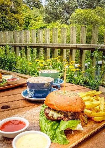 Rata Cafe at Zealandia