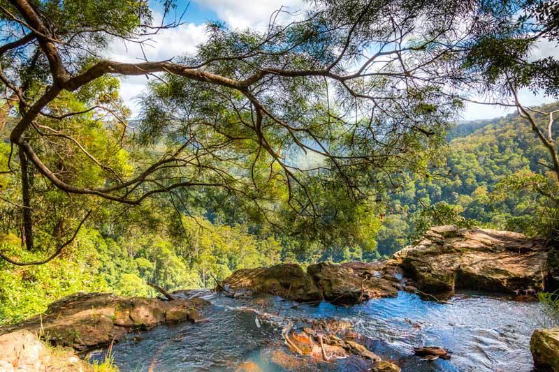 Tanninaba Falls