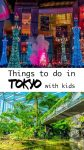 Things to do in Tokyo with kids