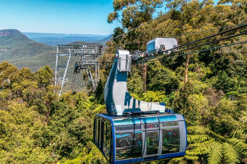 Cableway Blue Mountains