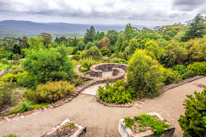 Mt Lofty Botanic Garden