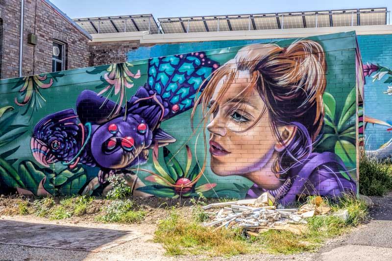 Street Art Katoomba