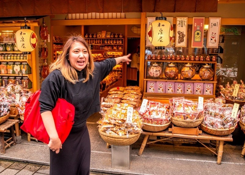 Tokyo Food Tours Arigato Japan