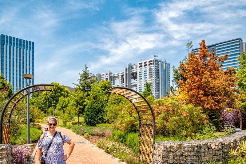 Symbol Promenade Park