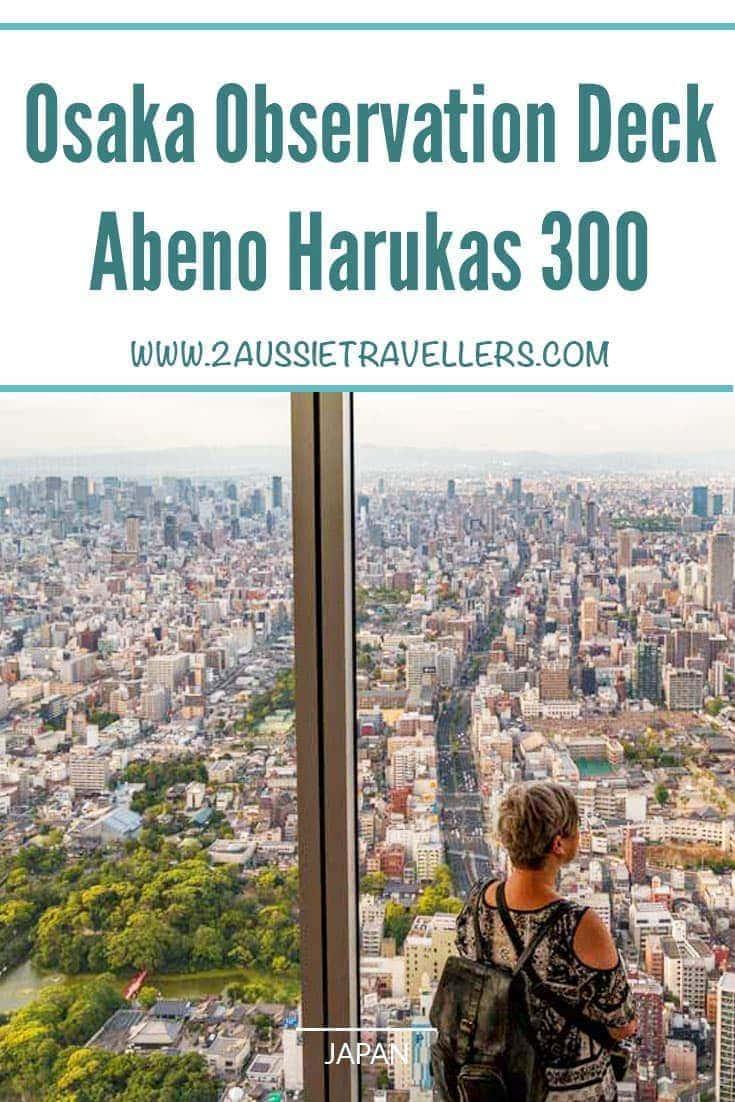 Abeno Harukas 300 Observatory