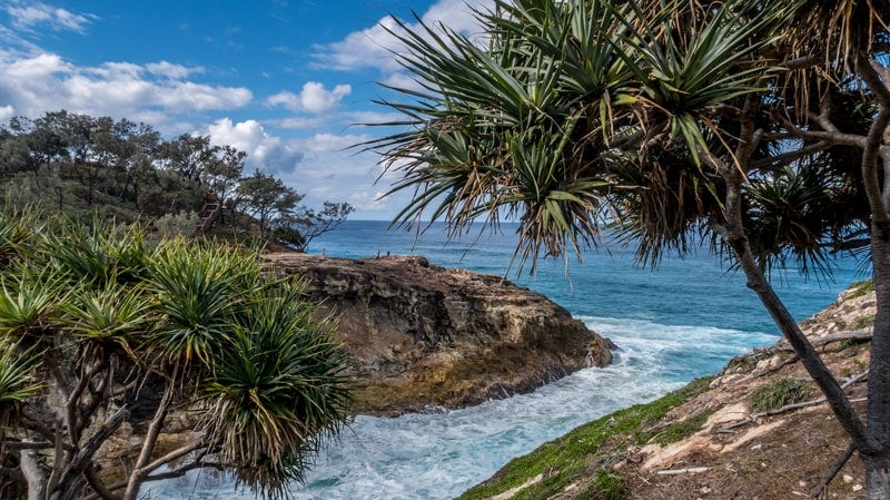 The Gorge Walk on North Stradbroke Island